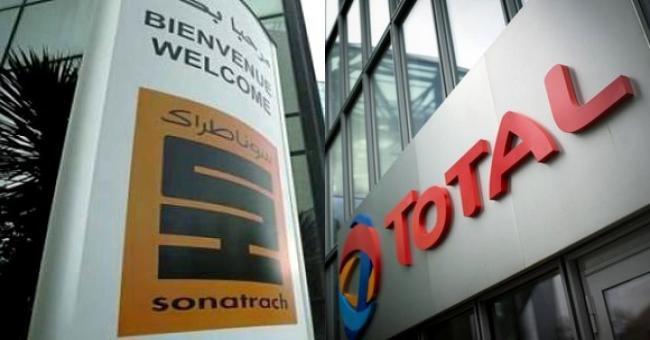 Hydrocarbures: Signature de deux contrats entre Sonatrach et Total