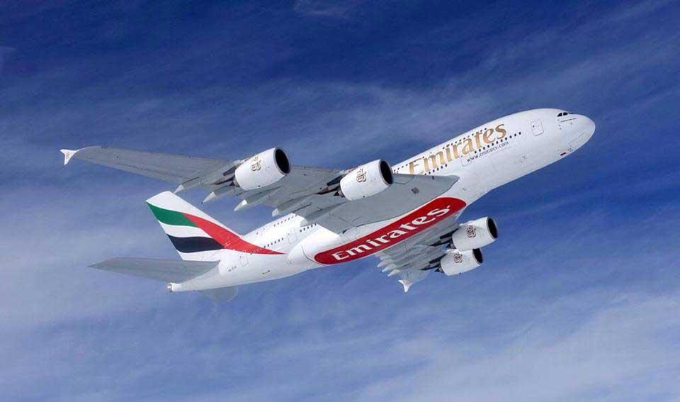 Emirates présente sa première classe à partir d'Alger