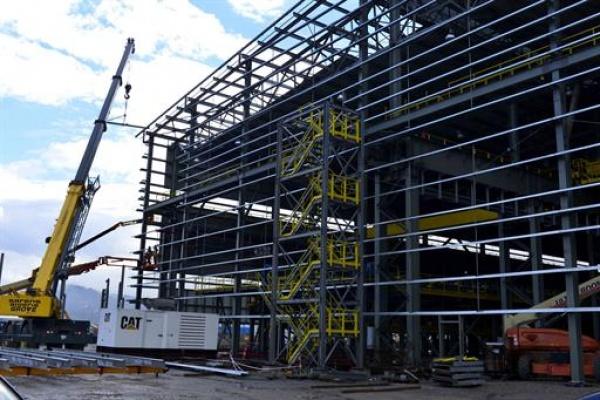 Le complexe sidérurgique de Bellara opérationnel d'ici fin 2019