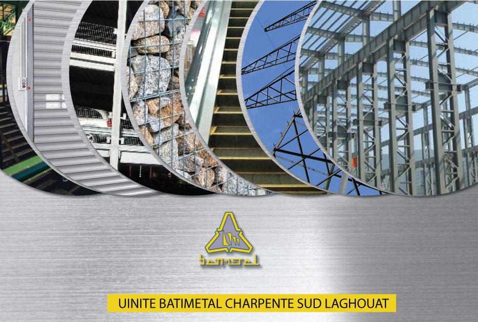 Batimetal Charpente Sud