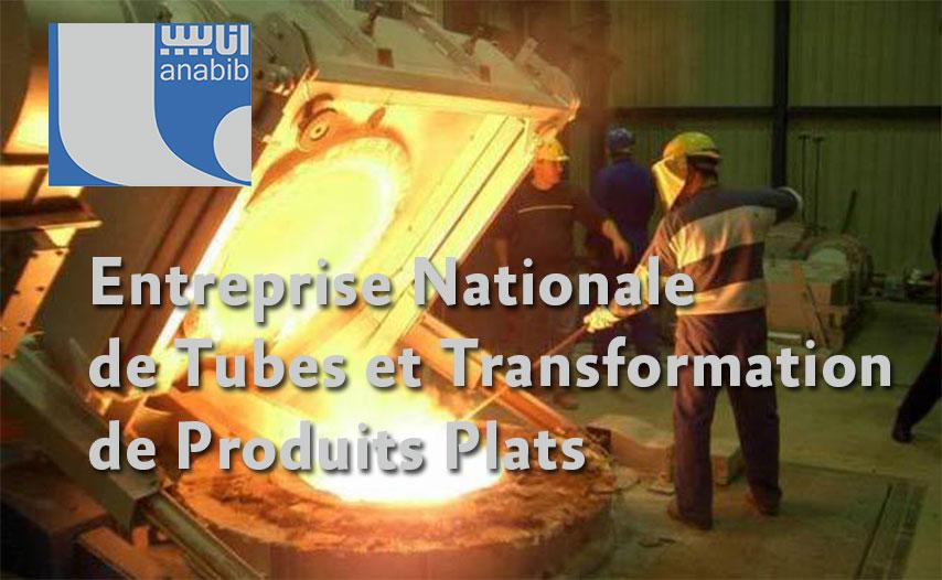 Entreprise Nationale de Tubes et Transformation de Produits Plats