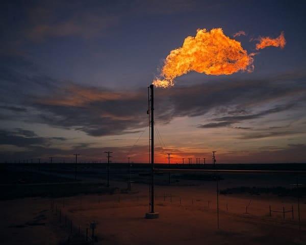 Sept pays, dont l'Algérie, responsables des deux tiers du volume mondial de gaz torchés