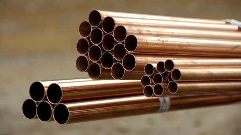 Le cuivre et le minerai de fer atteignent des records historiques